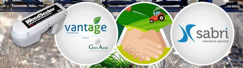 Tecnologia WeedSeeker em cultivos de grãos
