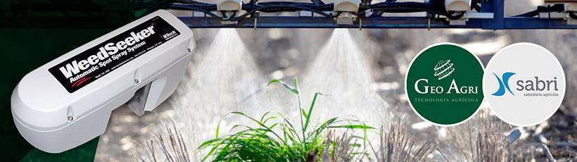 A importância do uso do sistema de detecção de plantas e aplicação localizada via WeedSeeker