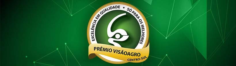 Geo Agri recebe Prêmio Visão Agro Centro-Sul em Piracicaba - SP