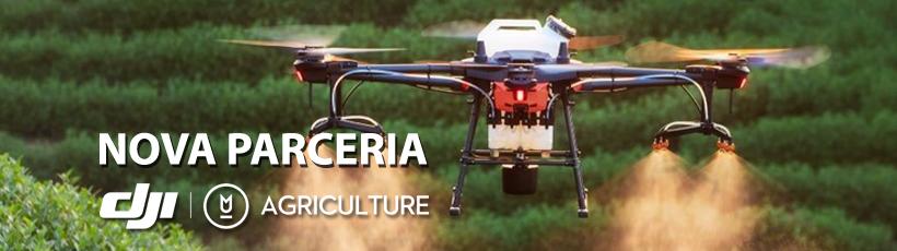 Geo Agri Consolida Parceria Com Líder Mundial Em Drones Profissionais