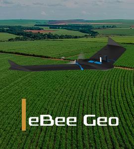 Geo Agri traz ao Brasil o último lançamento da senseFly - eBee Geo
